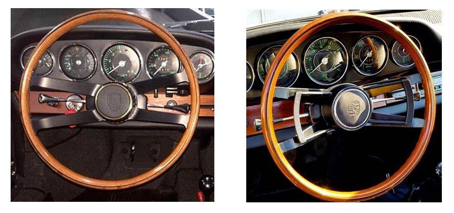 Guide d'achat Porsche 911 2.0 l de 1965 à 1969 - Equipement intérieur 08