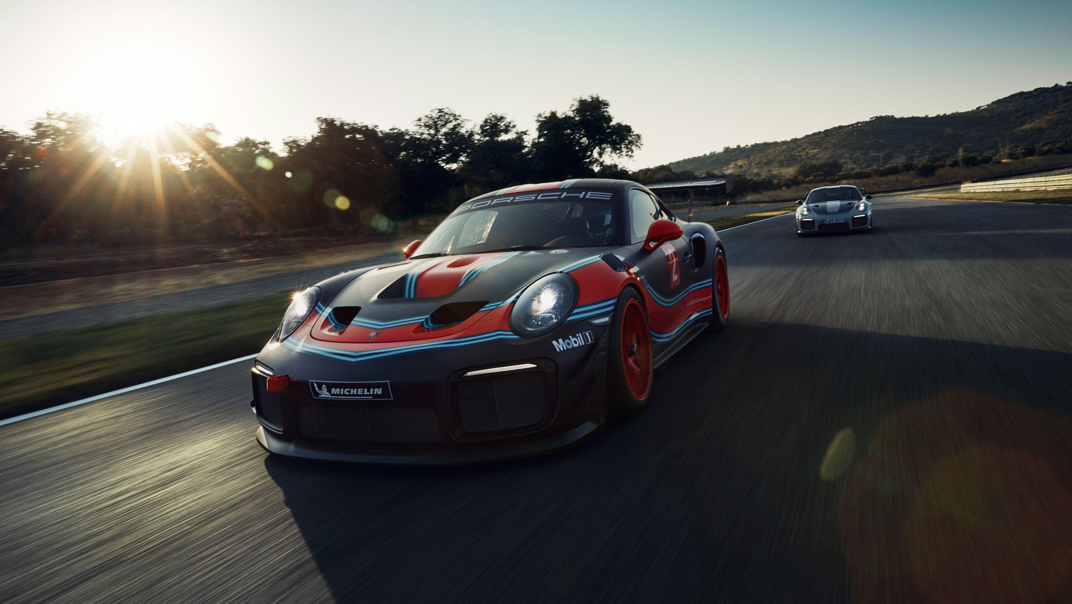 Porsche 911 991 GT2 RS ClubSport 2018 200 exemplaires