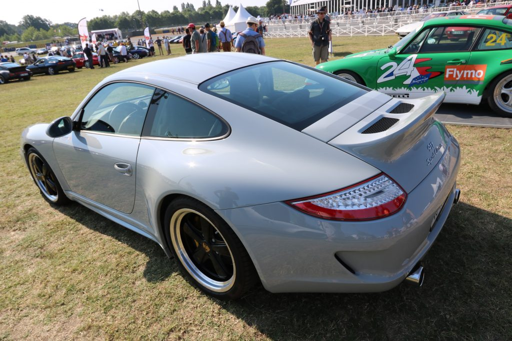 Porsche 911 997 Sport Classic