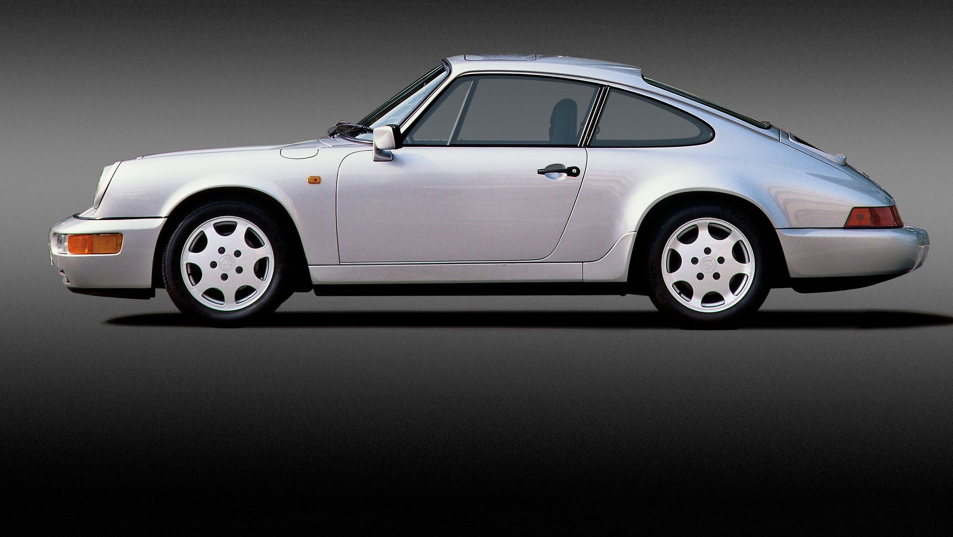 Porsche 911 type 964 3eme génération 1988 1994 02