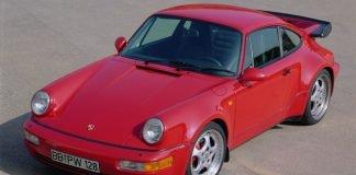 Porsche 911 type 964 3eme génération 1988 1994 03