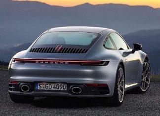 nouvelle future porsche 911 type 992
