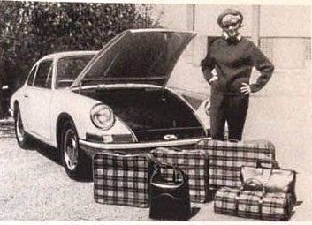 pack bagage Porsche 911 Classic 2l 1965 1969 01