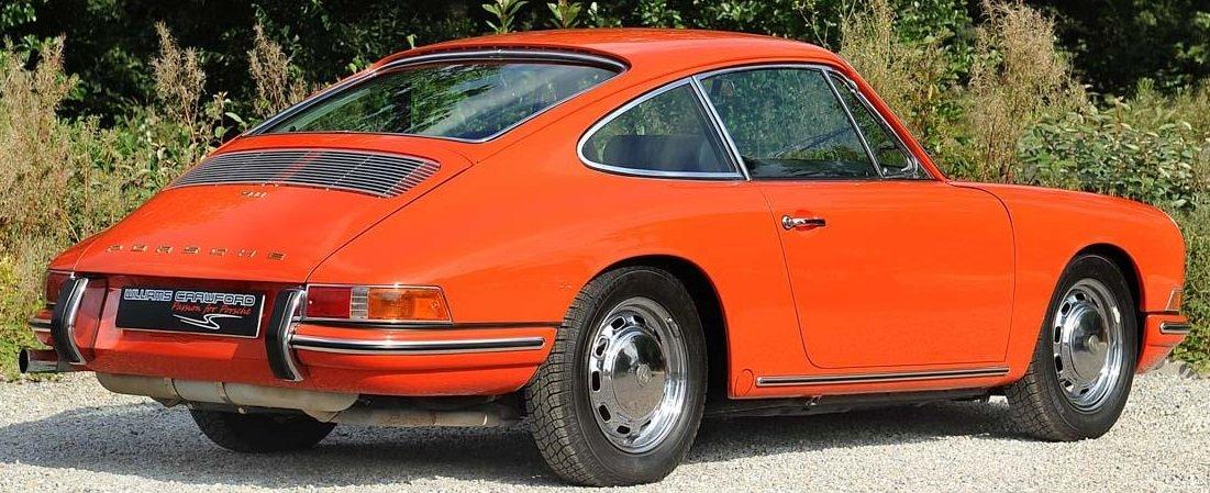 porsche 911 2l mllésime 1967