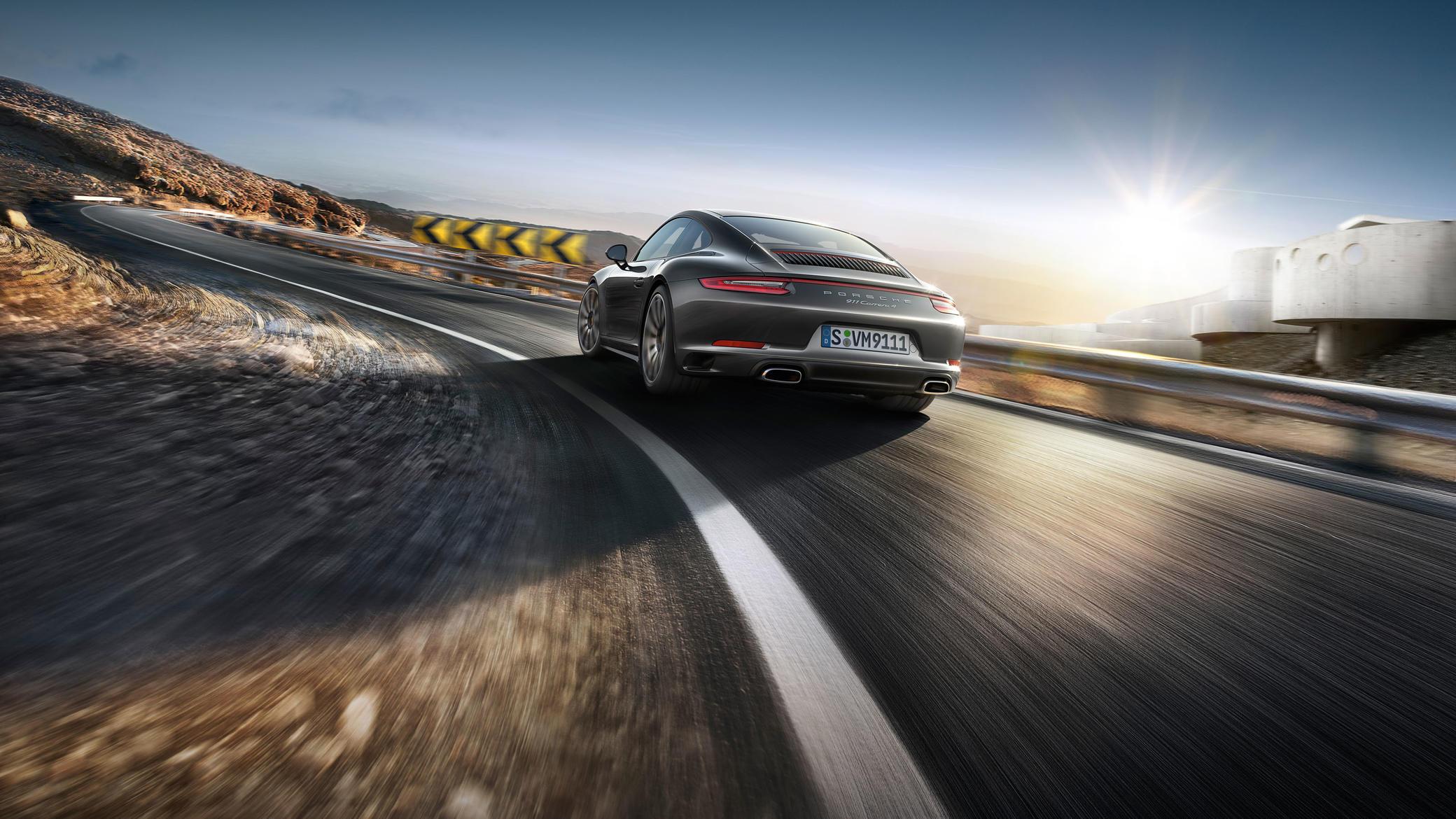 porsche 911 991 Carrera 4 de 370ch mk2 2015-2019 06