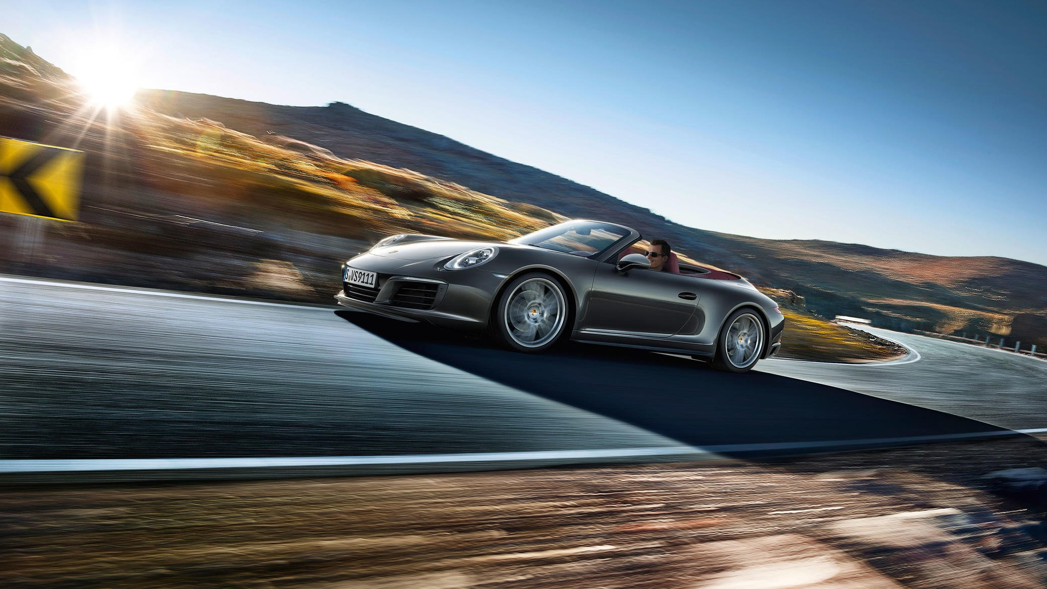 porsche 911 991 Carrera 4 Cabriolet mk2 2015-2019 01