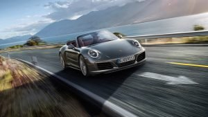 porsche 911 991 Carrera 4 Cabriolet mk2 2015-2019 03