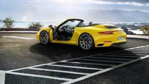 porsche 911 991 Carrera 4S Cabriolet 420 ch mk2 2015-2019 05