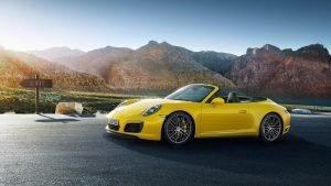 porsche 911 991 Carrera 4S Cabriolet 420 ch mk2 2015-2019 07