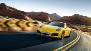 porsche 911 991 Carrera 4S Cabriolet 420 ch mk2 2015-2019 08