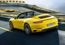 porsche 911 991 Carrera 4S Cabriolet 420 ch mk2 2015-2019 10