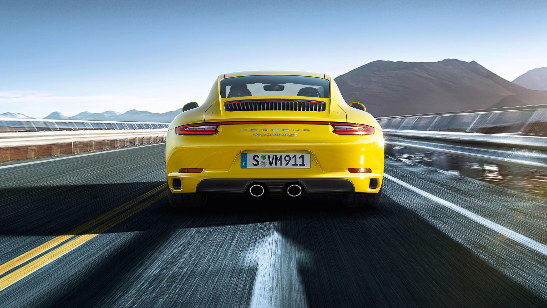 porsche 911 991 Carrera 4S Coupe 420 ch mk2 2015-2019 03