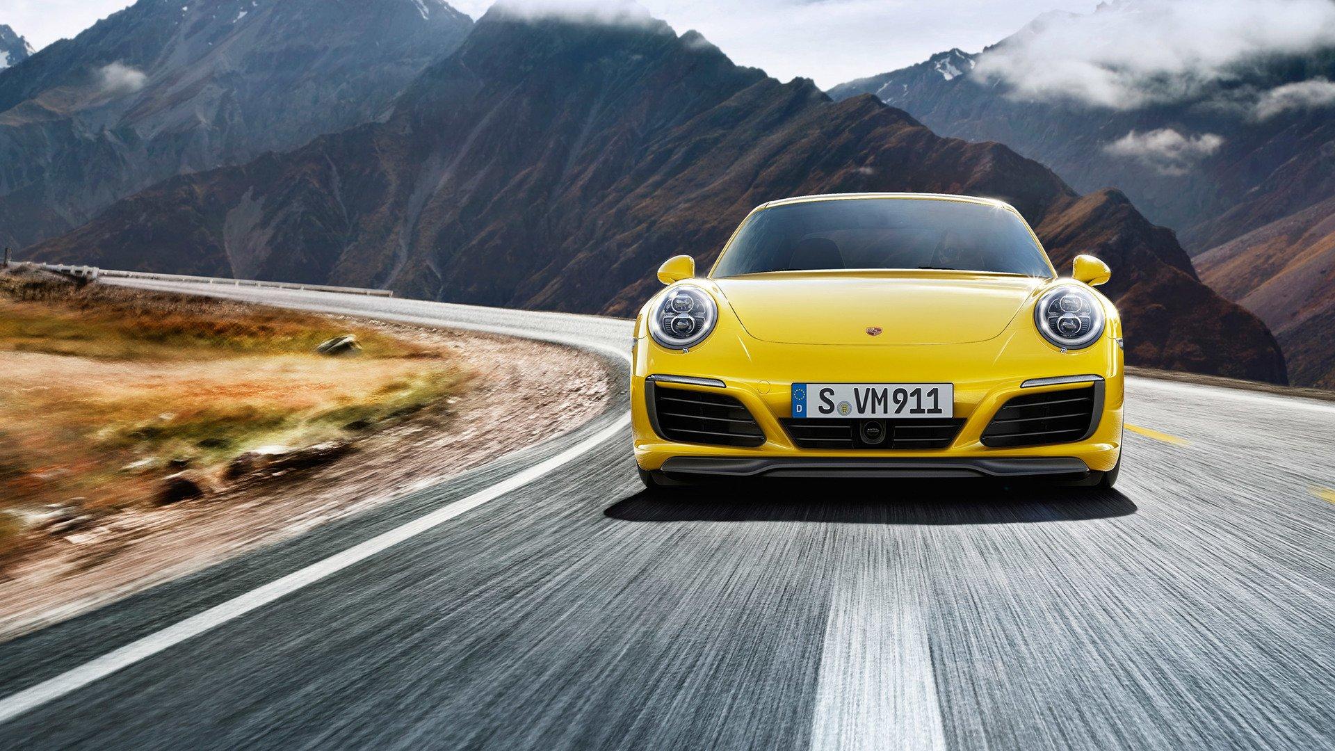 porsche 911 991 Carrera 4S Coupe 420 ch mk2 2015-2019 09