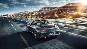 porsche 911 991 Carrera Cabriolet mk2 2015 2019 370ch 13