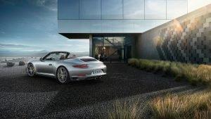 porsche 911 991 Carrera S Cabriolet 420 ch mk2 2015-2019 08