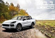 Porsche Cross Utility 2019