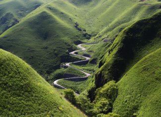Porsche road-trip application