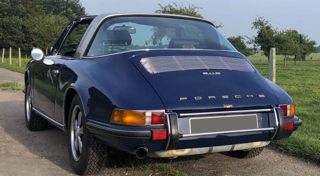 03 Guide d'achat Porsche 911 Porsche 911 2.2 S Millesime 1970 Serie C