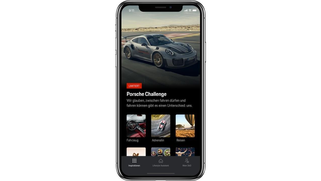 Porsche 360+