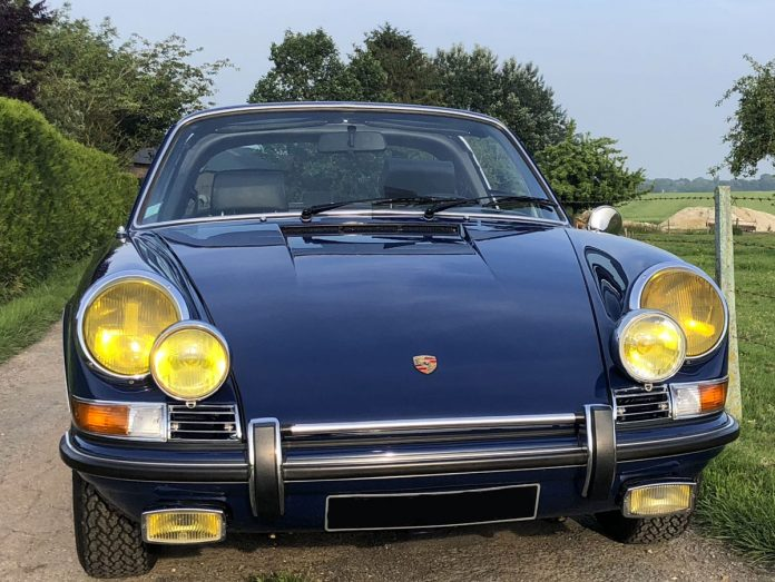 Porsche 911 2.2 S Targa SP