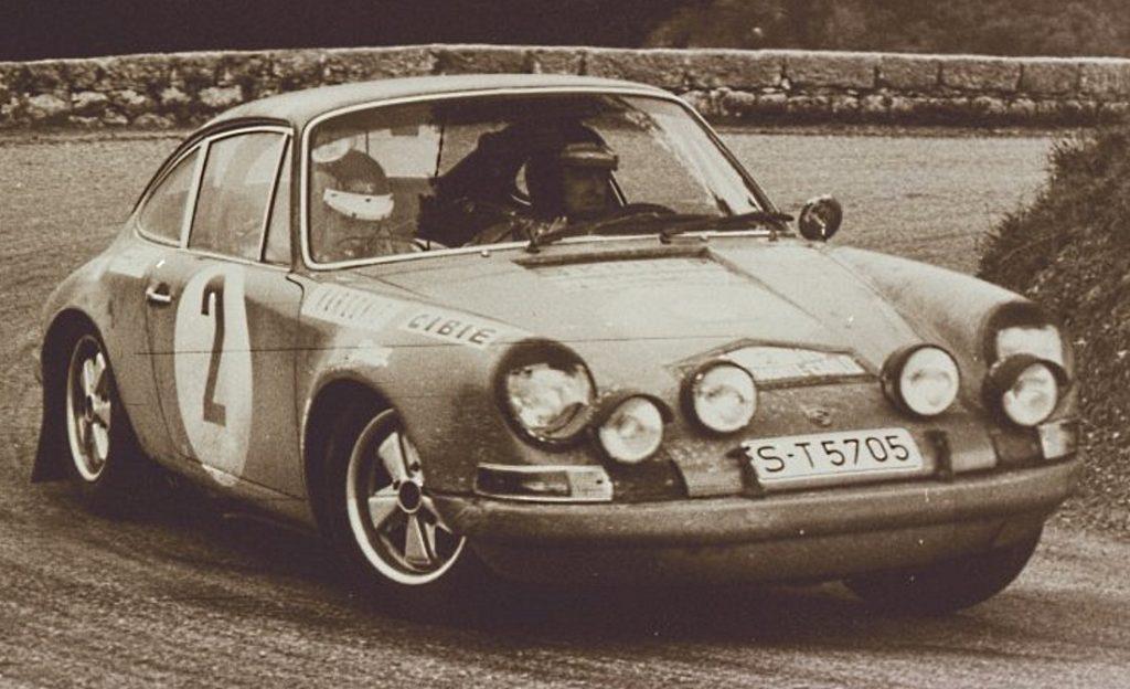 Porsche 911 2.2 ST Monte-Carlo 1970