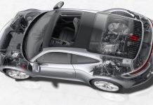 Nouvelle Porsche 911 992 motorisation 01