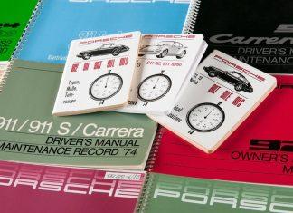 Porsche Classic manuel réédité