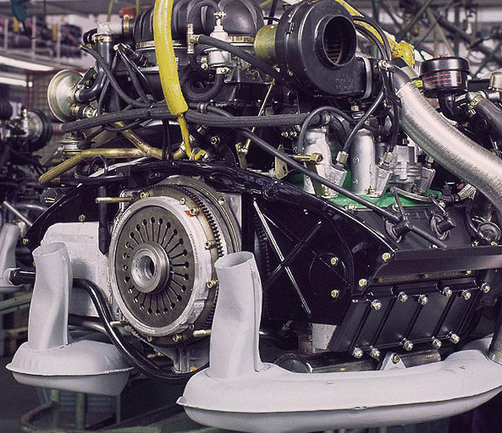 04 moteur Porsche 911 2.7 USA 1975