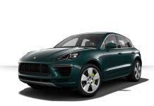 Porsche voiture électrique 4 moteurs