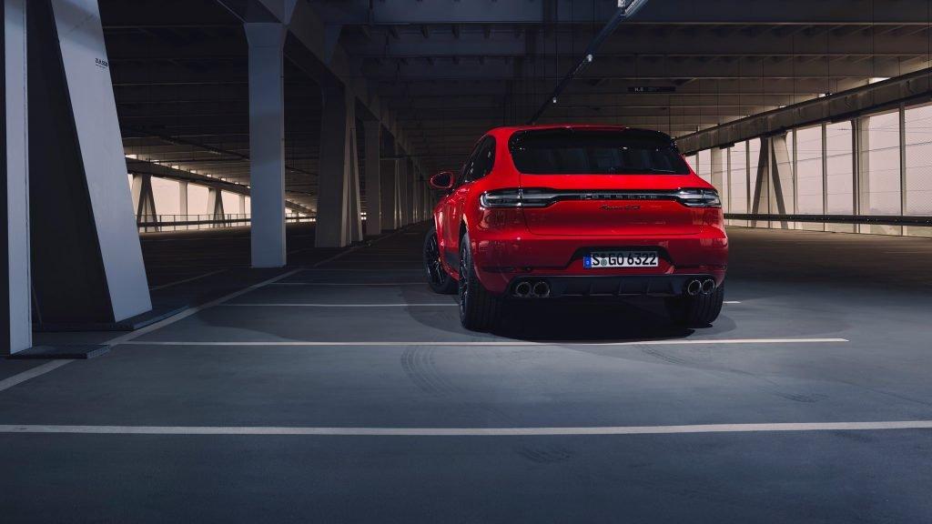 Porsche Macan GTS restylé