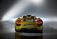 Remplaçante de la Porsche 918 Spyder