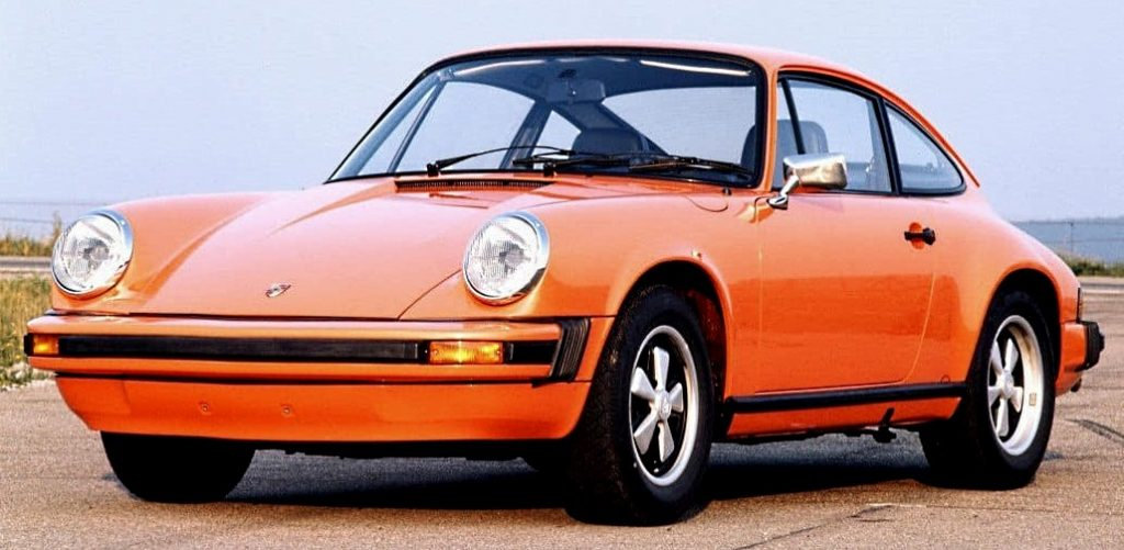 Porsche 911 2.7 carrera 1974