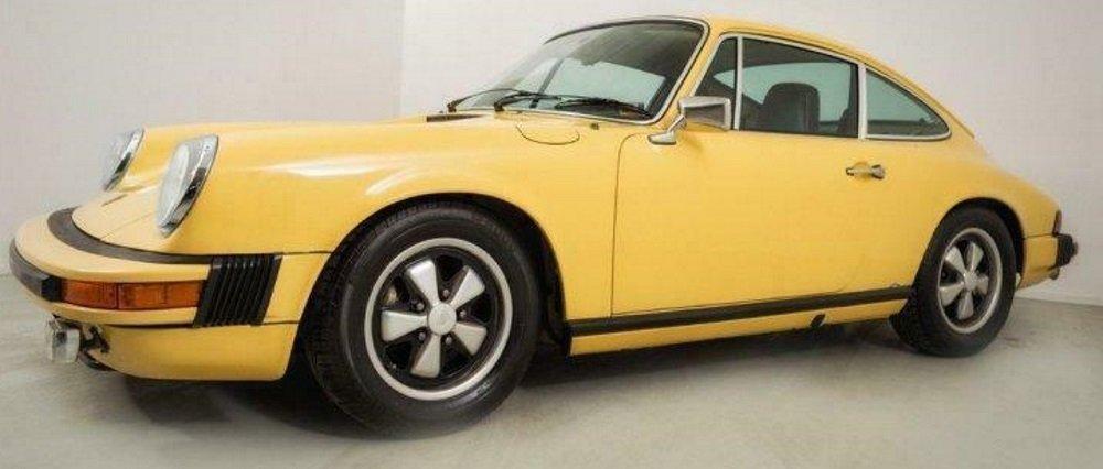 911 2.7 l coupé