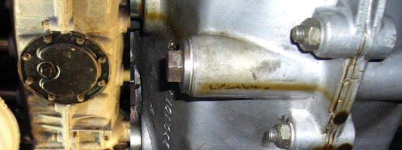 bouchons de vidange moteur sc 82 et sc 83