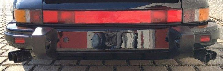 echappement du moteur 930/66S