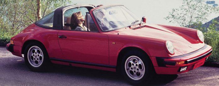 motorisation porsche 911 carrera 1984 1985 1986
