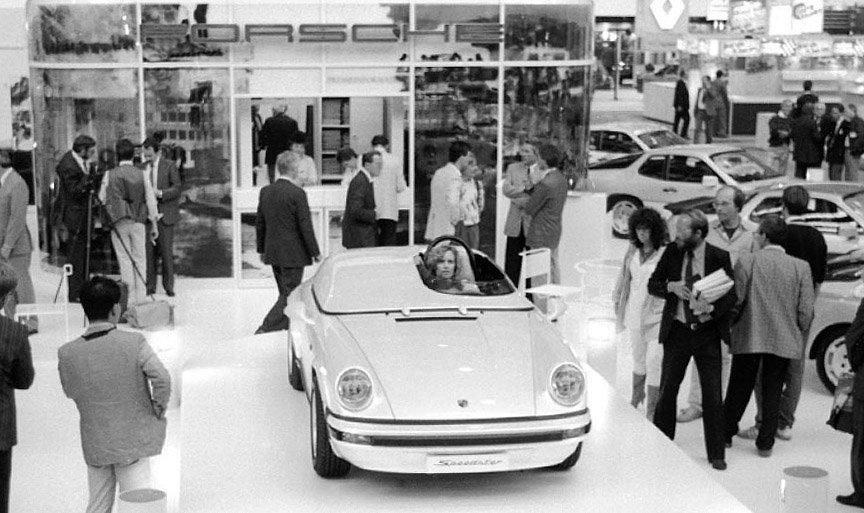 15 lancement speedster en 1987