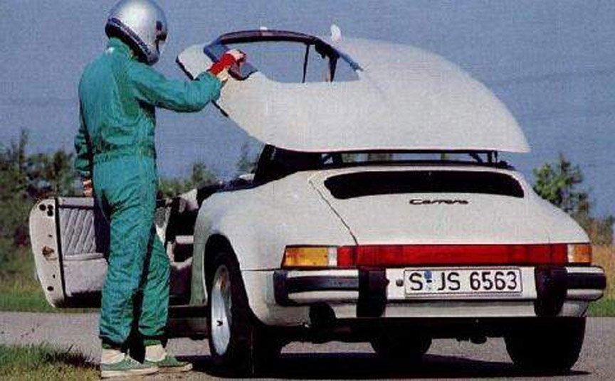 16 couvre tonneau prototype speedster