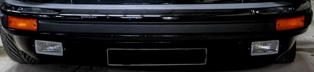 carrosserie Porsche 911 3.2 4 antibrouillards