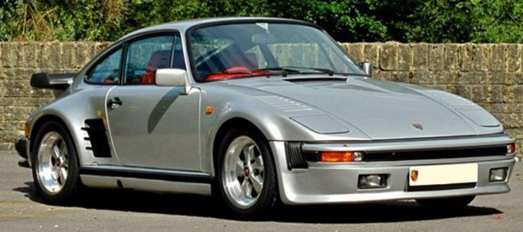 carrosserie Porsche 911 3.2 coupe slantnose anglais