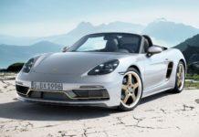 Porsche Boxster Edition 25-ans