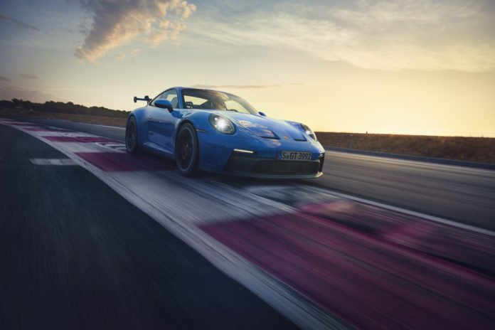 Porsche 911 GT3 Type 992 Modèle 2021